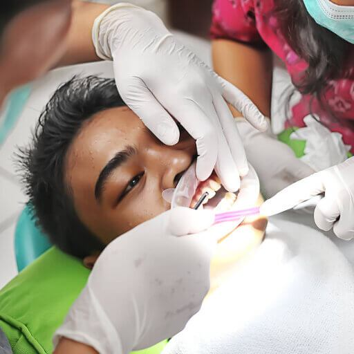 Rejuvie dental treatment